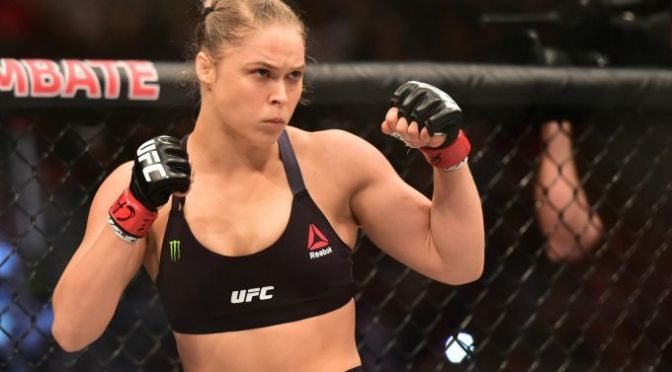 Ronda Rousey Claims She Makes More Money Per Second Than Floyd Mayweather, Takes a Shot at His Reading Skills