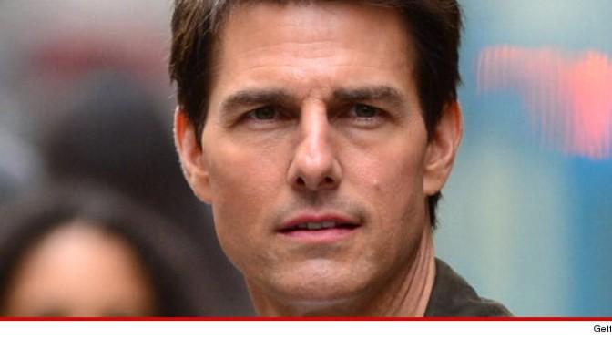 Tom Cruise Plane Crash Kills 2 During Movie Shoot