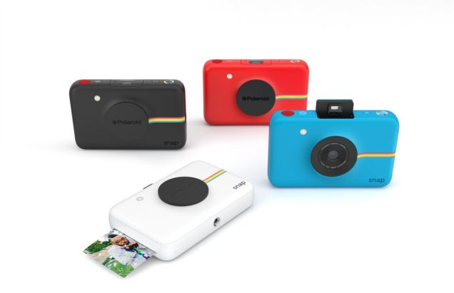 The Snap Is a Polaroid-Branded Camera That Prints Out Real Pictures