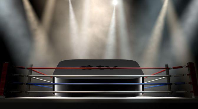 Sling TV vs Apple TV vs PlayStation Vue Showdown