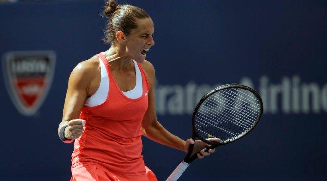 Serena Stunned!