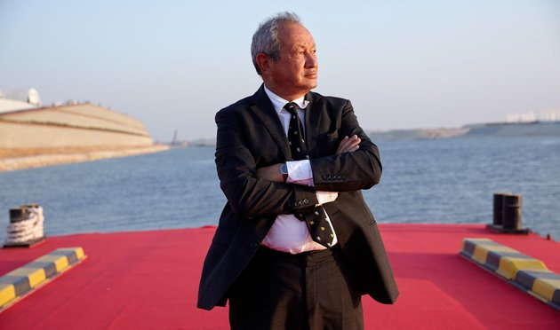 An Egyptian Billionaire Explains His Plan To Buy An Island For Refugees