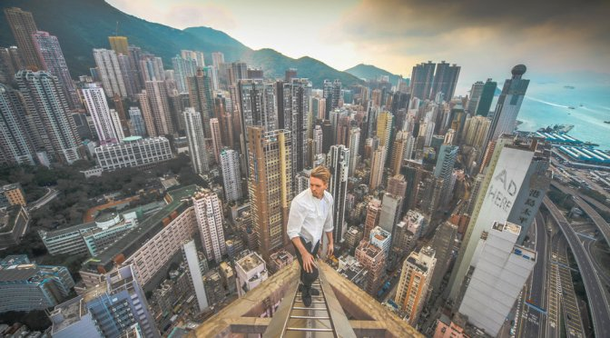 Try Not To Get Dizzy From These Crazy High Photos From Cities Around The World
