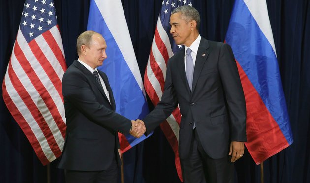 Obama And Putin Share Icy Exchange During First Formal Meeting In Two Years
