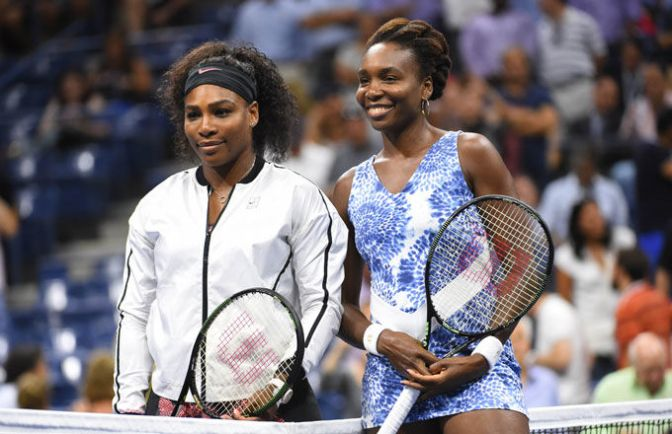 Serena Williams Beats Venus, Advances to U.S. Open Semifinals