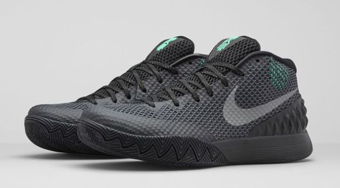 Nike Takes It Back to the Driveway With This Kyrie 1