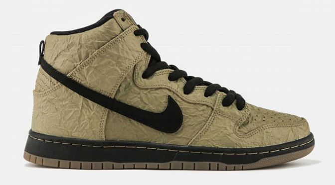 Nike SB's Latest Dunk Draws Inspiration From a Very Unlikely Source