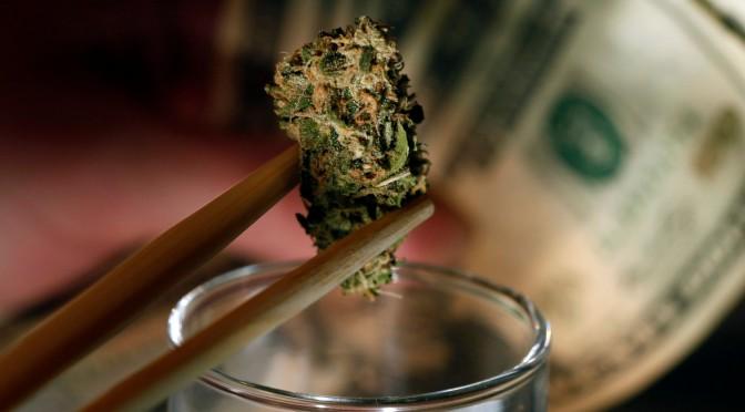 The Trouble With Marijuana Taxation