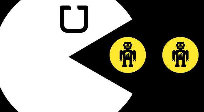 UBER POWERFUL: THE CAR SERVICE'S PLAN TO BECOME A ROBOTIC SUPERPOWER