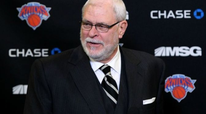 Phil Jackson Thinks Kobe Bryant Will Play Beyond This Season, But Not for the Lakers
