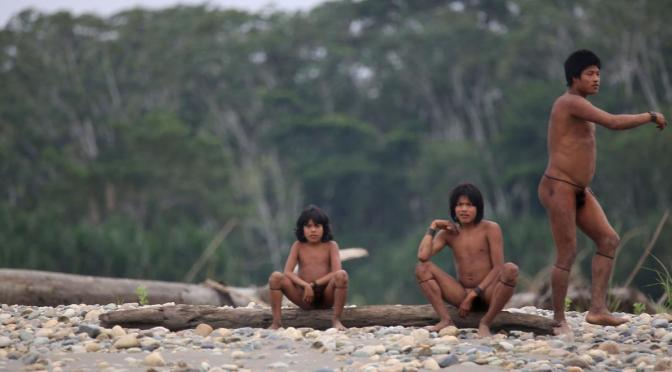 An Isolated Tribe Emerges From the Amazon