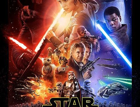 The New 'Star Wars: The Force Awakens' Poster Is Here
