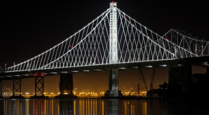 Lead Designer of SF Bay Bridge's New Span Is Worried It's Already Corroding