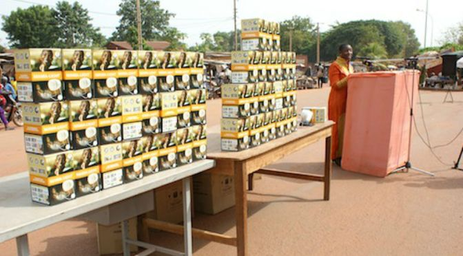 A Princess's Plan to Bring Light to the 620 Million Africans Without Power