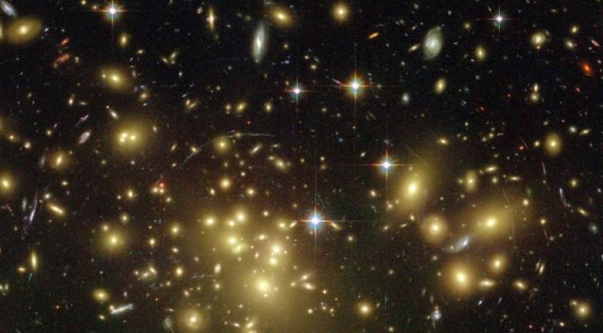 How Is It Possible That Galaxies Are Moving Away From Us Faster Than the Speed of Light?
