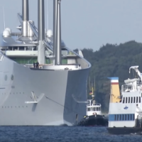 The World's Largest Sailing Yacht