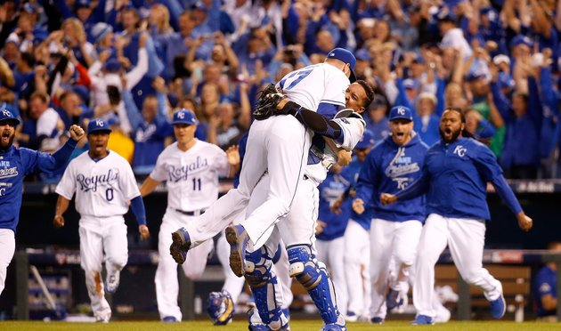 It's Gonna Be A Royals-Mets World Series
