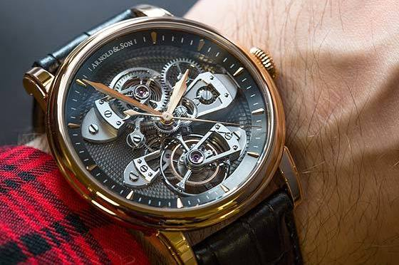 The True Beat Goes On: Hands-On with the Arnold & Son TBTE
