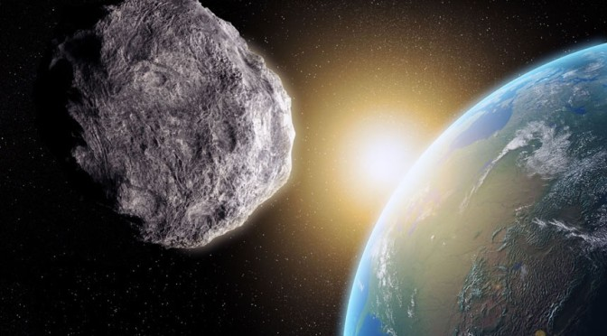 NASA Program To Divert Asteroid From Earth's Path