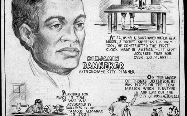8 Interesting Things You May Not Have Known About Benjamin Banneker