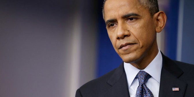 President Obama Made An Extremely Honest Point About Gun Control