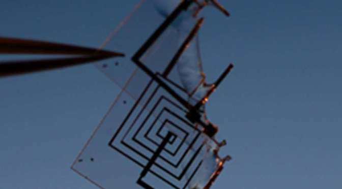 DARPA WANTS DRONES THAT VANISH INTO AIR