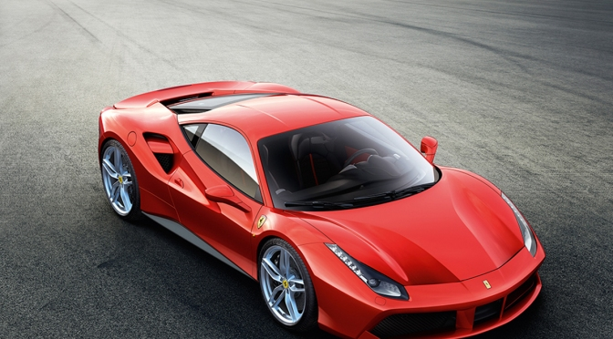 Ferrari Files for Its Own IPO, Valued at $10 Billion