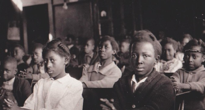 New Exhibit Captures Life, Education of African-Americans in the Rural South