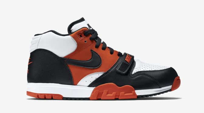 "Nike Gives Its Air Trainer 1 a ""Halloween"" Makeover"