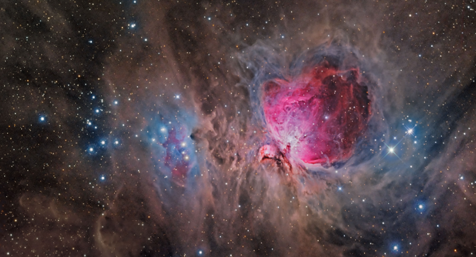 Tour the Orion Nebula in This Gorgeous Image