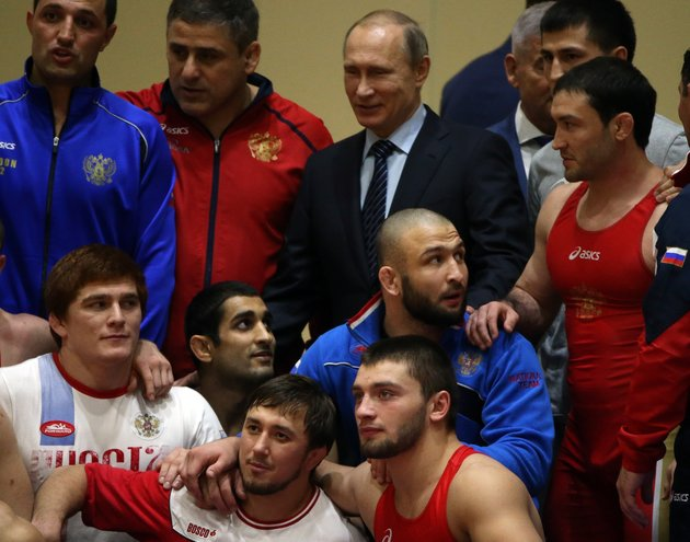 Russia Banned From Track Competition Indefinitely, Olympics Included
