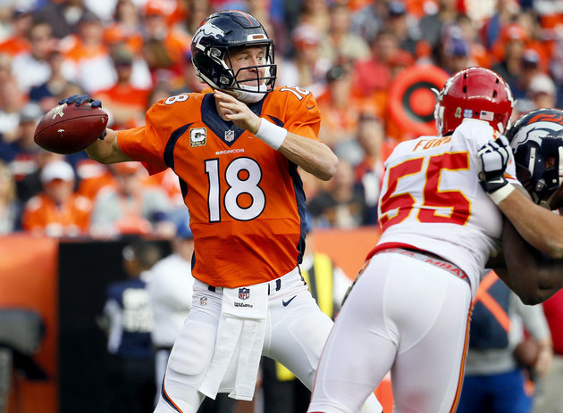 THE END OF MANNING?