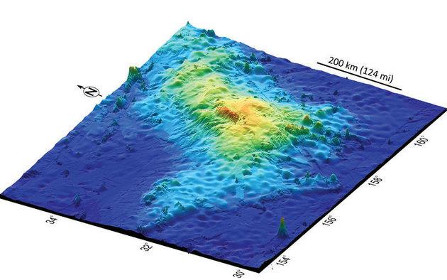 Scientists Unlock Mysteries Of World's Most Massive Volcano