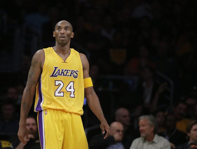 Kobe Bryant Retiring After This Season