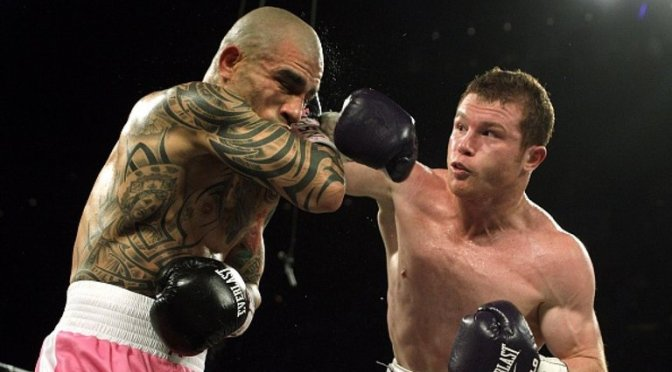 Canelo Alvarez beats Miguel Cotto by unanimous decision