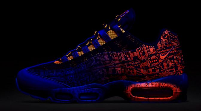 "Details on the ""Doernbecher"" Air Max 95s"