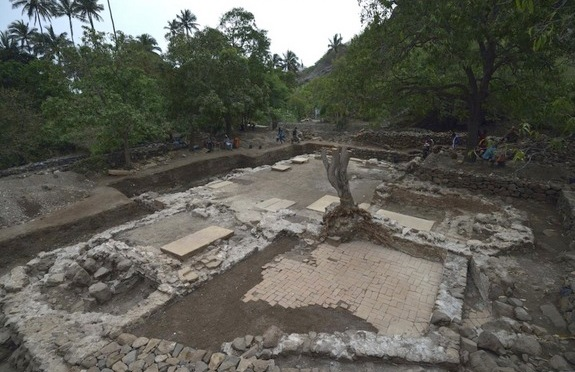 500-Year-Old Church Discovered in Slave Trade Settlement