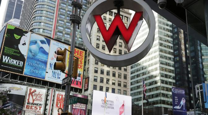 Marriott Buys Starwood for $12.2 Billion