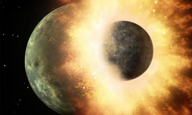 How Earth's Hidden Magma Ocean Formed