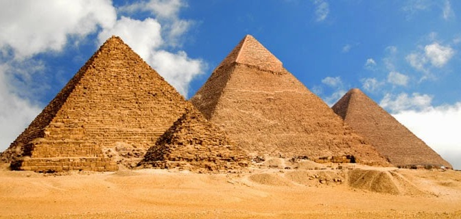 Egyptian Authorities Detect Thermal Anomaly in the Giza Pyramids