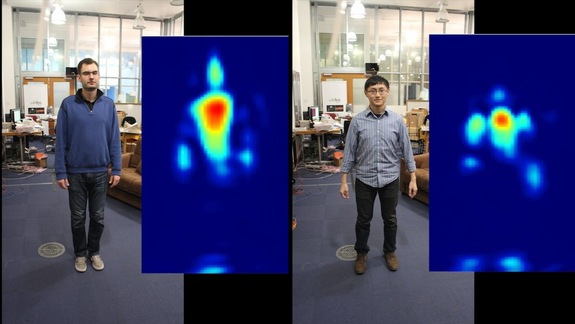 'X-Ray Vision' Tech Uses Radio Waves to 'See' Through Walls