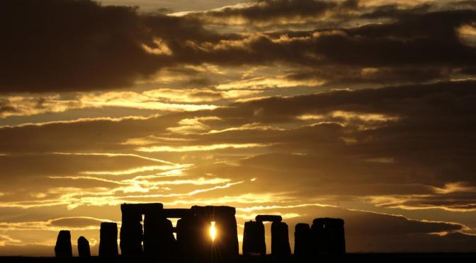 New Discovery Solves One Stonehenge Mystery