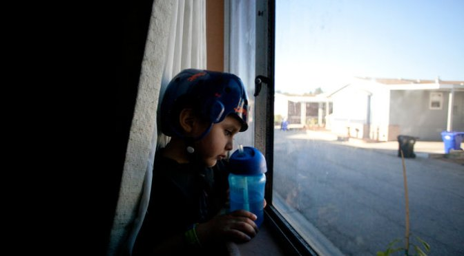Thousands Of Babies, Toddlers Prescribed Adult Antipsychotics