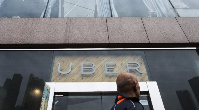 Uber surpasses a billion rides