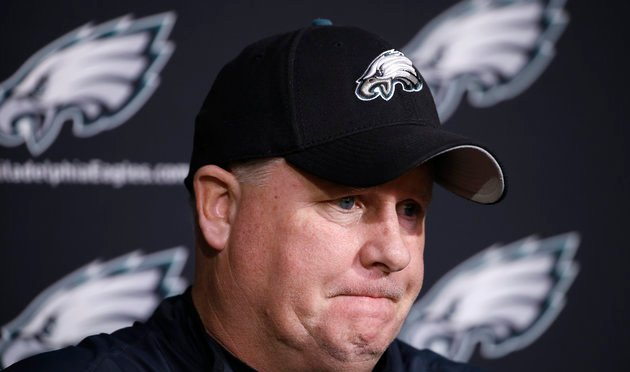 Philadelphia Eagles Fire Head Coach Chip Kelly