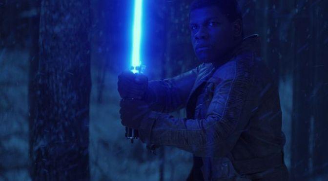 New 'Star Wars' destroys records with $238M weekend