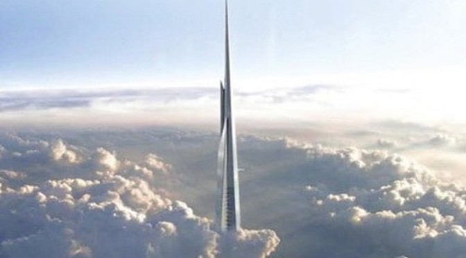 Saudi Arabia Is Set To Break The World Record For Tallest Building