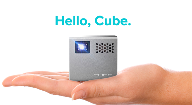 INTRODUCING THE CUBE BY RIF6