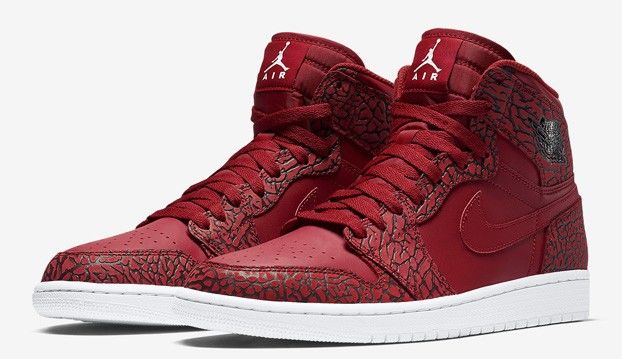 """The Air Jordan 1 """"Red Elephant"""" Is Expected to Release Soon"""
