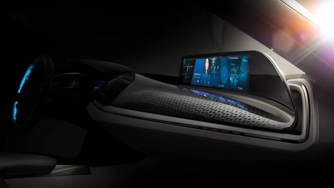 BMW TO REVEAL TOUCHLESS MULTIMEDIA INTERFACE ON NEW CONCEPT AT CES